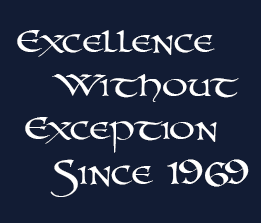 Excellence Without Exception